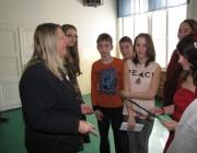 A Német nyelvű Vers- és Prózamondó Verseny Budapesti Döntője 2014