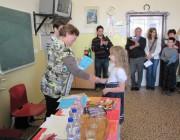 Prózamondó kategóriában Kerner Anna adja át a díjakat