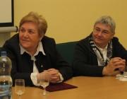 Mayer Éva és Berényi Mária