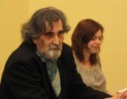Petar Milosevits és Korb Angéla olvasták fel műveiket