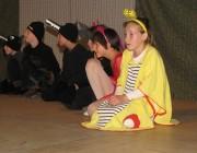 A perbáli gyermek-színjátszók