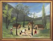 Fenyvesi József: Teknővájók