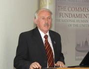 Ropos Márton, az Országos Szlovén Önkormányzat elnöke