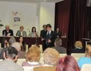 Dr. Latorcai Csaba h. államtitkár köszönti az ünneplőket