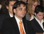 Fiatalok gyűrűjében Dr. Latorcai Csaba h. államtitkár