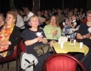 A közönség nagy szeretettel fogadta a kórusokat