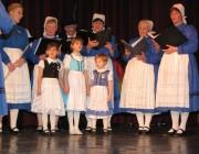 Alsógallai Német Nemzetiségi Kórus – és az utánpótlás a színpadon