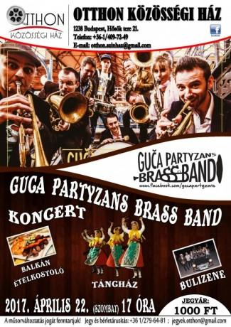Guca Partyzans