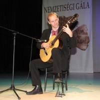 Bernáth Ferenc ukrán gitárművész