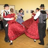 A németkéri tánccsoport