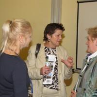 Közönség a Magyarországi Németek Házában