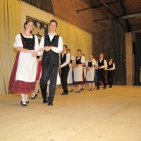 A Gimnázium tánccsoportja