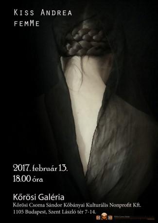 Kiss Andrea plakát
