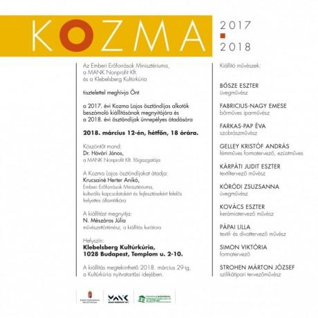 Kozma_kiállítás_Meghívó