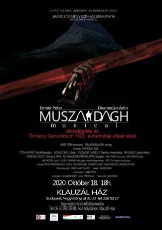 Musza Dagh musical