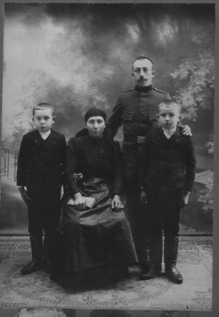 Scheibelhoffer család 1911