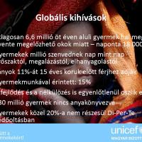 UNICEF jelentés