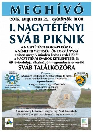 Sváb_Piknik_2016_plakát