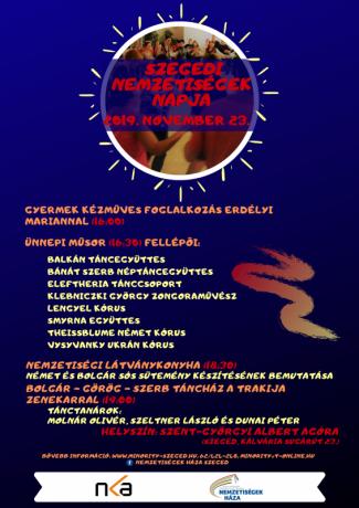 Szegedi Nemzetiségek Napja