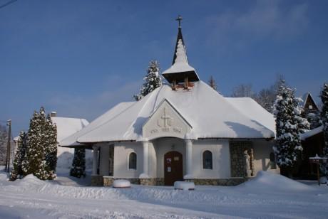 Szent Márton kápolna