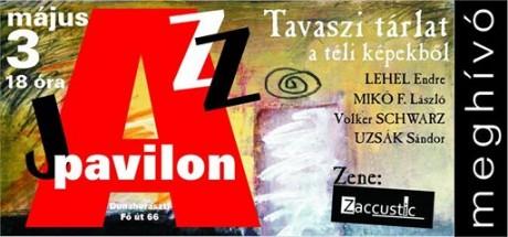 meghivo A pavilon 2014